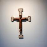 Le Christ en croix - Oratoire Isaïe