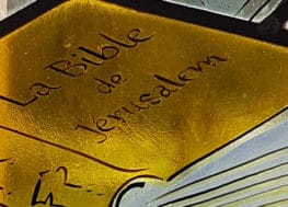 Vitrail de la Bible - Penboch